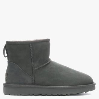 UGG Classic Mini II Grey Twinface Boots