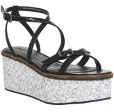 Office Malmo Platform Sandals