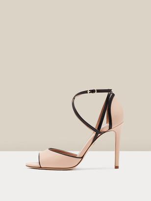 Diane von Furstenberg Anais Leather Sandals