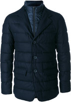 Herno padded jacket - men - Polyamide/Virgin Wool - 48