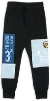 Diesel Boys' Denim Appliqué Sweatpants - Sizes 4-16