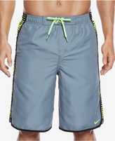 Nike Men's Swift Splice Volley Swim Trunks, 11""