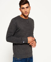 Superdry Sweatshirt Store Embossed Crew Neck Top