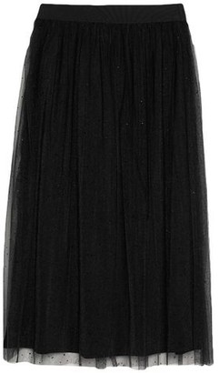 Biancoghiaccio 3/4 length skirt