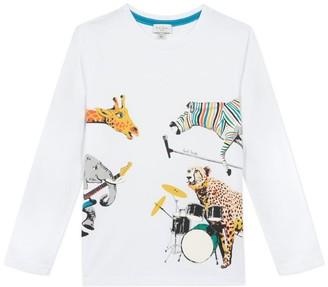 Paul Smith Zoo Band T-Shirt (2-16 Years)