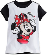 Disney Minnie Mouse Ringer Tee for Girls