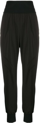 NO KA 'OI High-Rise Slim-Fit Track Trousers