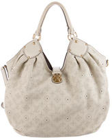 Louis Vuitton Mahina XL Hobo