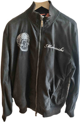 MHI Black Cotton Jackets