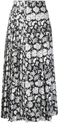 Ermanno Scervino Mid-Length Pleated Skirt