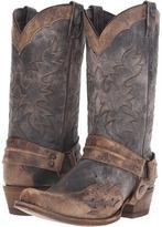 Stetson Sundance Kid Outlaw Cowboy Boots