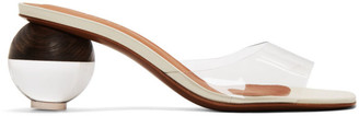 Neous Off-White Opus 55 Heeled Sandals