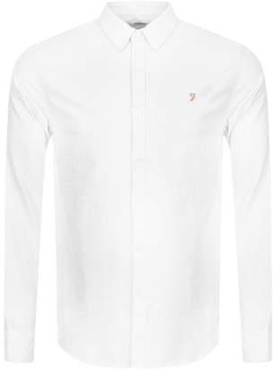 Farah Farley Shirt White