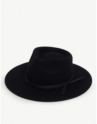 LACK OF COLOR The Jethro fedora hat