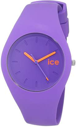 Ice Watch Ice-Watch - ICE chamallow Purple - Women's wristwatch with silicon strap - 001151 (Medium)