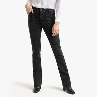 """La Redoute Collections Bootcut Jeans, Length 32"""""""