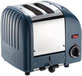 Dualit Classic Heritage Toaster - Hicks Blue - 2 Slot