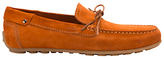 Geox Giona Suede Driving Shoes, Rust