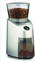 Capresso Infinity Conical Stainless Steel Burr Grinder