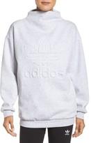 adidas Women's Mock Neck Sweatshirt