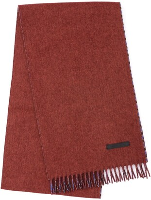 Prada Cashmere Knitted Scarf