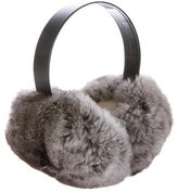 Louis Vuitton Chinchilla Earmuffs