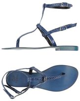 Gianfranco Ferre Toe post sandal