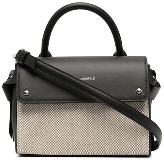 Karl Lagerfeld Paris K Seven mini shoulder bag