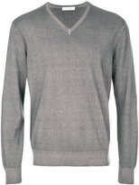 Cruciani cashmere fitted sweater