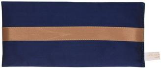 Holistic Silk Lavender Eye Pillow Navy