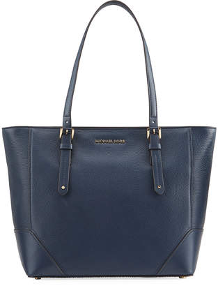 MICHAEL Michael Kors Aria Large Pebbled Leather Tote Bag