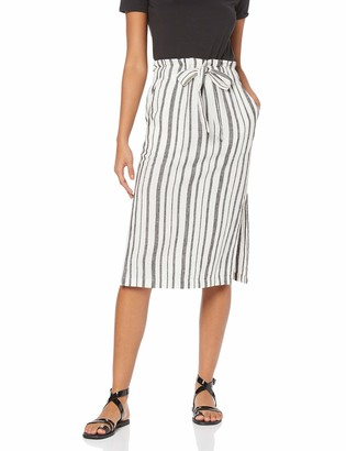 Find. Amazon Brand Women's Summer Midi Skirt