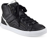 G by Guess Ojay Lace-Up High-Top Sneakers