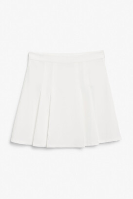 Monki Mini tennis skirt