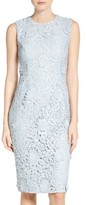 Sachin + Babi Women's Lace Sheath Dress