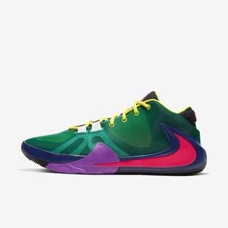 Nike Basketball Shoe Zoom Freak 1 Multi
