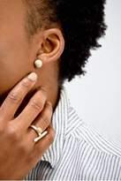 Aglaia Jewelry Punto e Bacchetta Ring Sterling Silver