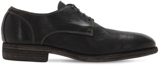 Guidi 1896 30mm Derby Leather Shoes