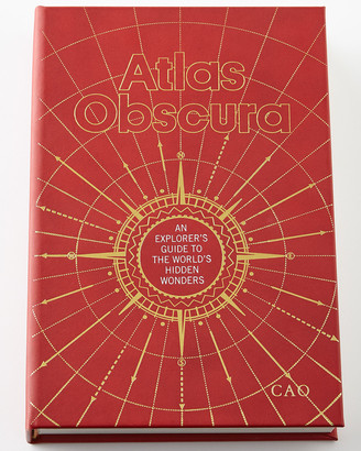 Graphic Image Atlas Obscura, Personalized