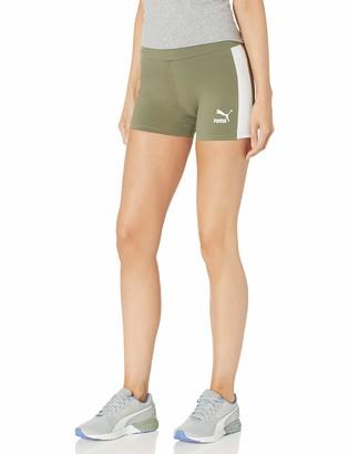 Puma Women's Classics Micro Shorts