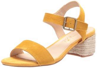 Sbicca Women's Ankle Strap Heeled Sandal