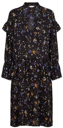 Mellow Concept - Larna Dress Print Second Female - S