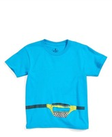 Kid Dangerous Fanny Pack T-Shirt (Toddler Boys, Little Boys & Big Boys)