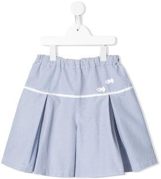 Familiar Striped Shorts