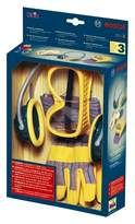 Theo Klein Bosch Toy Tool Set with Gloves, Goggles & Ear Muffs
