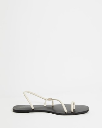Billini - Women's Neutrals Strappy sandals - Hyams - Size 7 at The Iconic