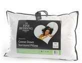 Fine Bedding Company The Goose Down Surround Pillow