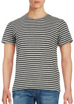 Selected Striped Tee