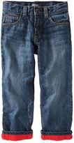 Osh Kosh Fleece-Lined Jeans