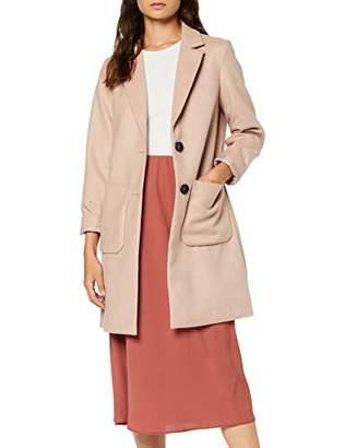 New Look Petite Women's P OP Lead in Coat S8,8 (Size:8)